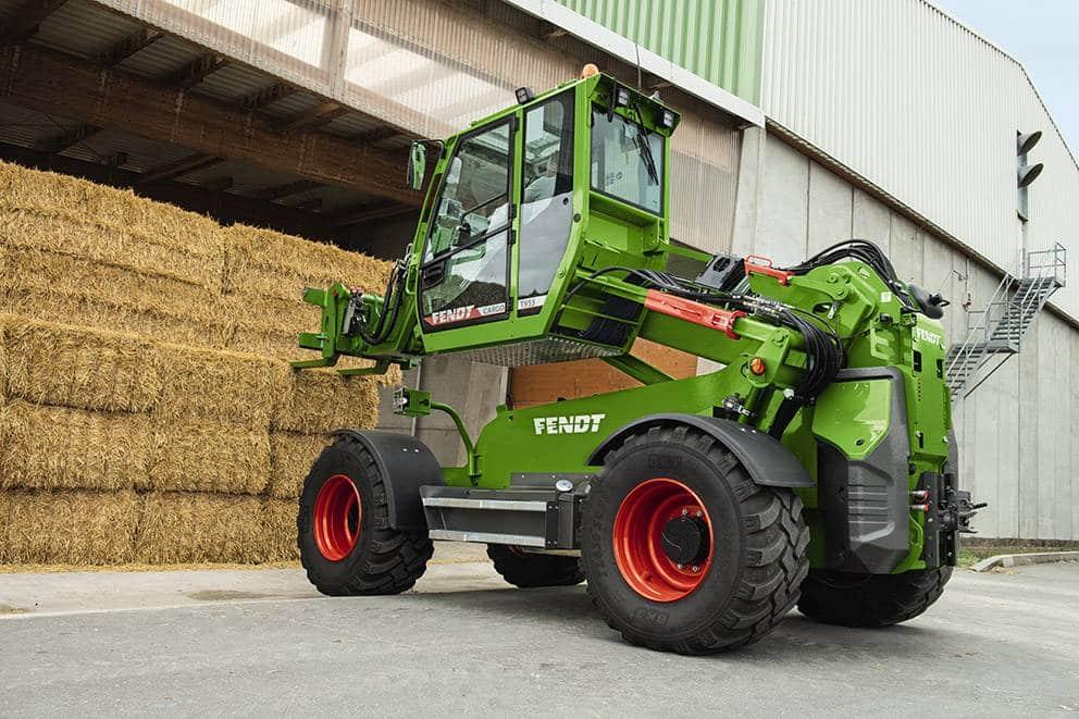 Fendt Cargo T955 973