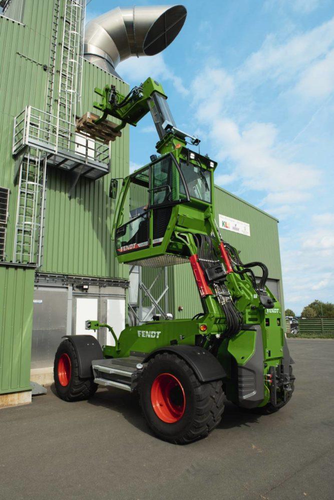 Fendt Cargo T955 976